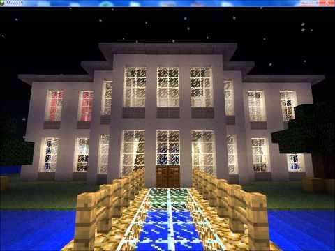 Casa moderna minecraft descarga download asurekazani for Casa moderna in minecraft