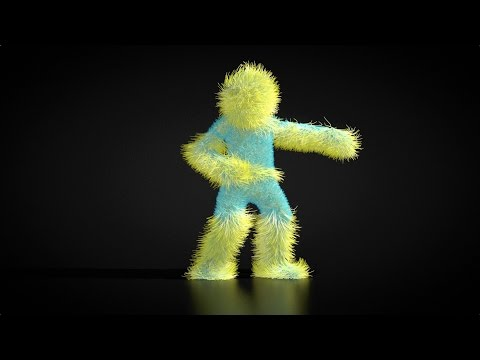 Motion Graphics 28 - Cinema 4D Dance-A-Thon
