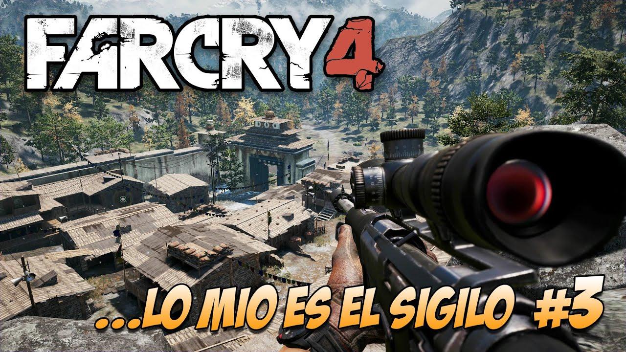 far cry 4 how to get signarture sniper