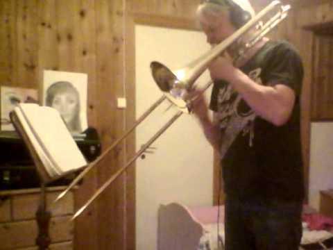 My Way - bass trombone