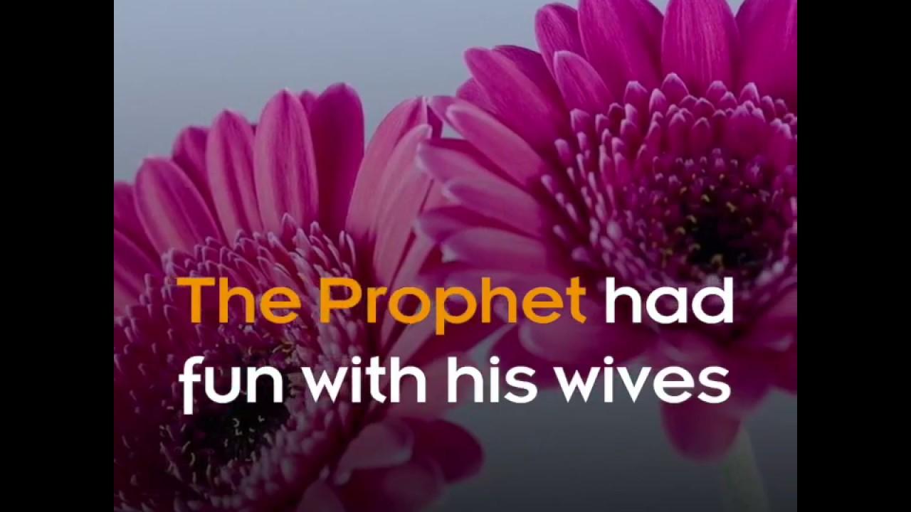 Love Your Wife the Prophet's Way (10+ Hadiths)