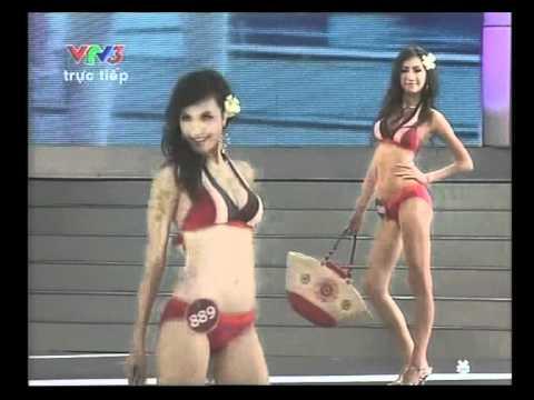 Hoa hậu thế giới người Việt 2010 - bikini