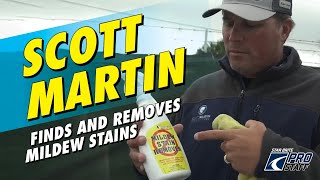 Scott Martin Challenge and Star Brite Mildew Stain Remover