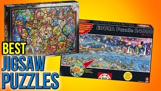 10 Best Jigsaw Puzzles 2016