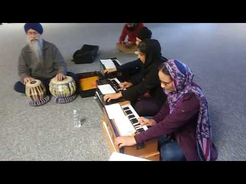 Har Parh Har Likh - Yuba City (California) Students - Female Scale