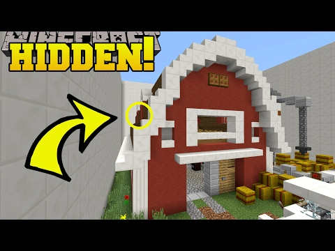 Minecraft: IMPOSSIBLE TO FIND BUTTONS!! - Where Is The Button? - Custom Map