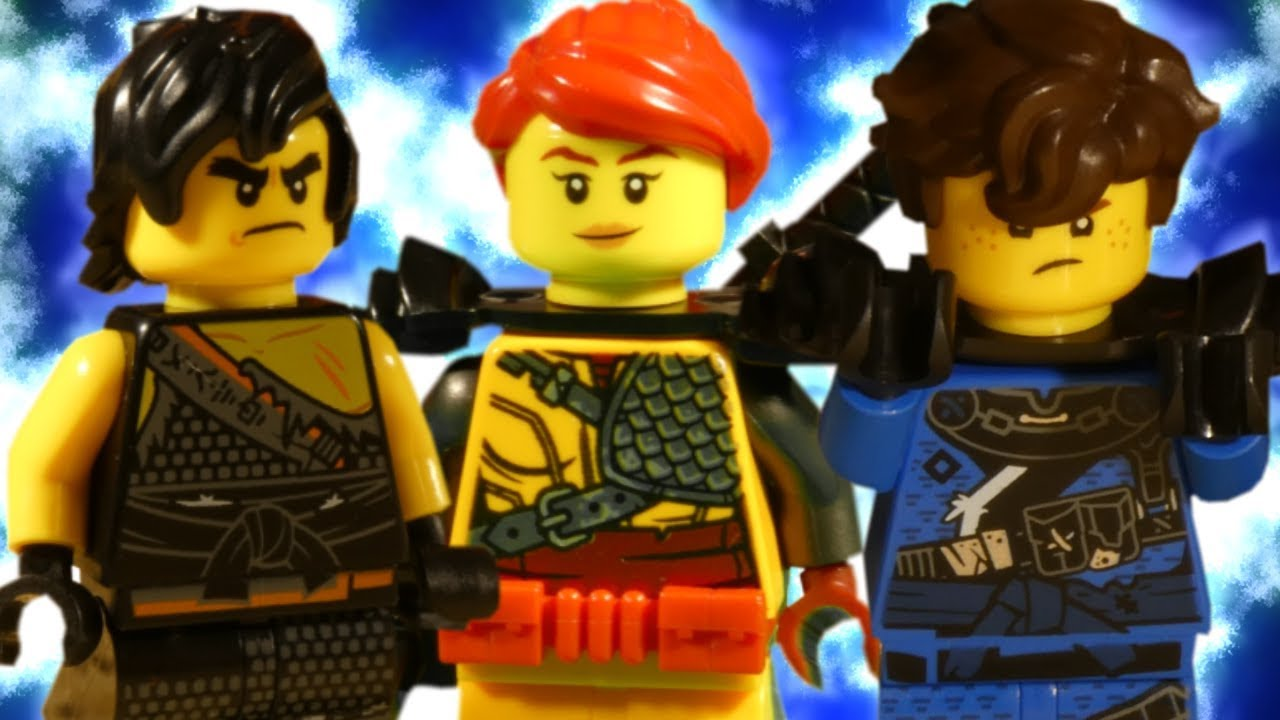 LEGO NINJAGO HUNTED PART 2 - TRAILER 2 - RESCUE FROM THE DRAGON PIT