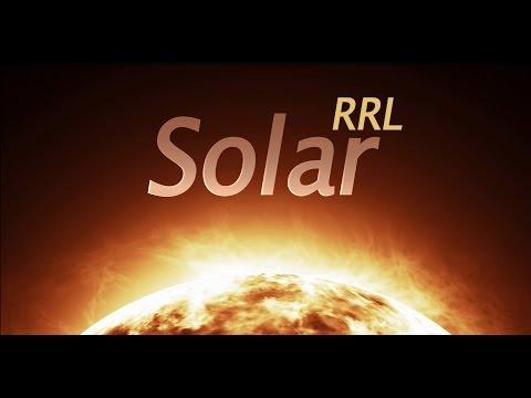 Introducing Solar RRL