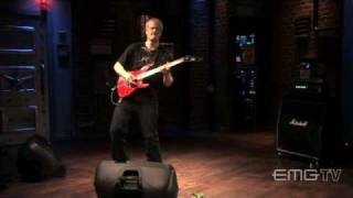 TD Clark performs metal version of Play That Funky Music on EMGtv
