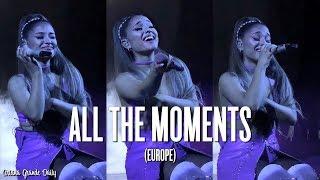 Download lagu Ariana Grande - ALL THE MOMENTS European Leg (Fails, Emotional...) [Sweetener / Thank U Next Tour]