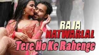 Tere Hoke Rahenge Full Karaoke ( Raja Natwarlal ) | Original Karaoke | Dmusic Karaoke |