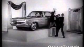 1965 Plymouth Commercial Fury, Valiant, Barracuda and Satellite