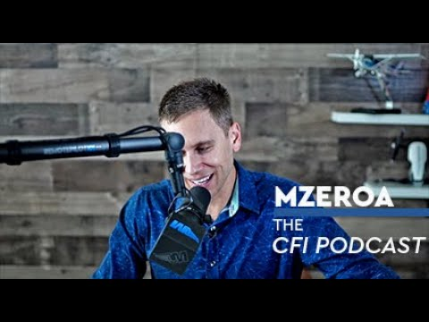 CFI Podcast - The Hardest Thing to Teach In Aviation