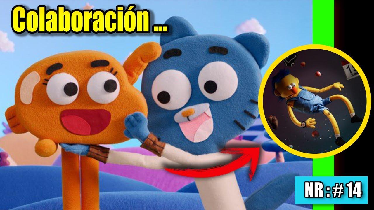 El Increíble Mundo De Gumball y Don't Hug Me I'm Scared En Un Episodio De  Su 5° Temporada |N #15