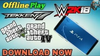 NEW PS4 PRO EMULATOR PLAY PS4 GAMES ON ANDROID !!