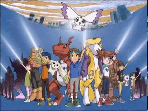 Digimon Tamers · Opening Instrumental - No backing