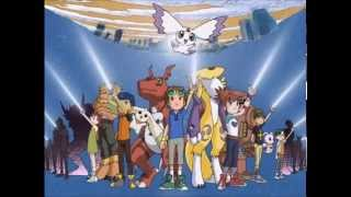 Digimon Tamers · Opening Instrumental - No backing