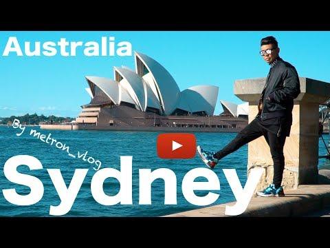シドニーの絶景を!少しトラブルありつつ,ドローンSpark遂に出陣!【オーストラリア】