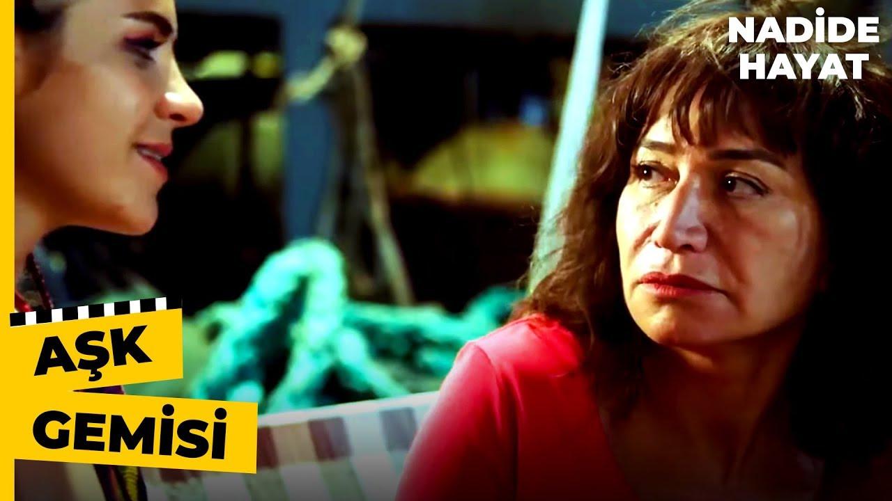 Nadide, Sosyal Medya Akımına Katılmak İstiyor   Nadide Hayat