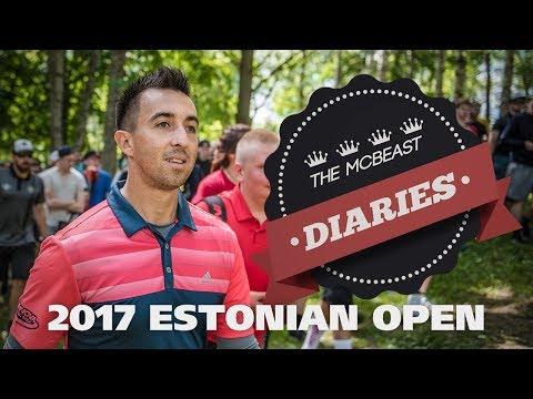 McBeast Diaries 2017 - Estonian Open