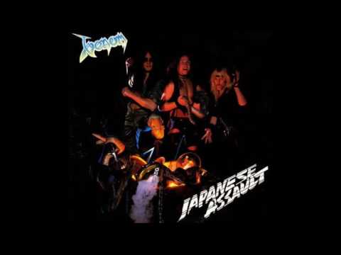 Venom - Japanese Assault [1986] HQ Audio