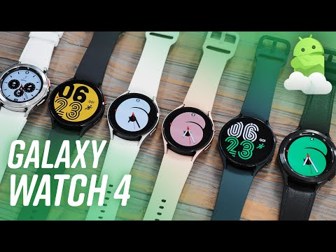 Galaxy Watch 4 hands-on: Wear OS 3 is here!