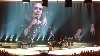 Adele Live 2016: Rolling in the Deep - Chicago, IL 7/10/16