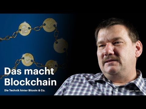 Blockchain: Die Technik hinter Bitcoin & Co.