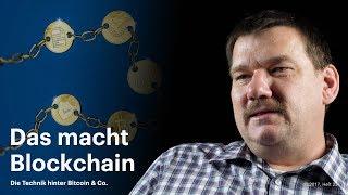 Blockchain: Die Technik hinter Bitcoin & Co.