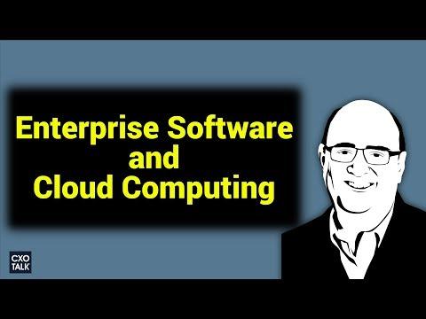 Inside Enterprise Software and Cloud Computing (CXOTalk #286)