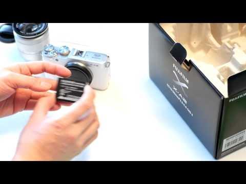 Fuji Guys - Fujifilm X-A2 - Unboxing & Getting Started