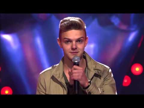 Gilles zingt 'I'm Gonna Be (500 miles)' | Blind Audition | The Voice van Vlaanderen | VTM