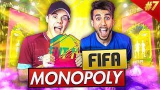 😍 FINALMENTE CARNIBALL!!! UPGRADE IMPORTANTI in SQUADRA! - FIFA MONOPOLY #7