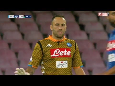 David Ospina vs Sassuolo (07/10/2018) HD 1080p