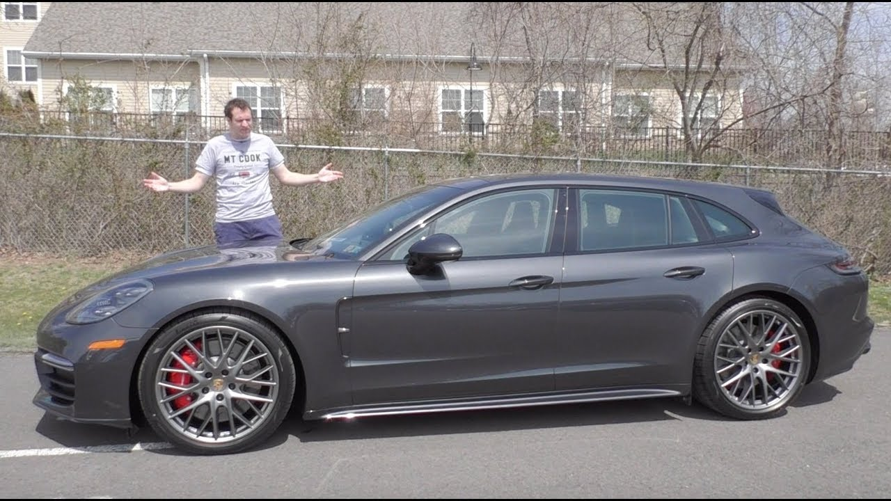 The $180,000 Porsche Panamera Sport Turismo Is the Most Expensive Wagon Ever
