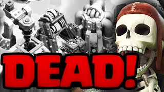 Clash of Clans ♦ DEAD Legends? ♦ CoC ♦