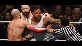 WWE TIM WIESE ENTRANCE + DEBUT IN MUNICH 03/11/16