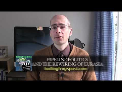 The EyeOpener - Pipeline Politics & the Rewiring of Eurasia