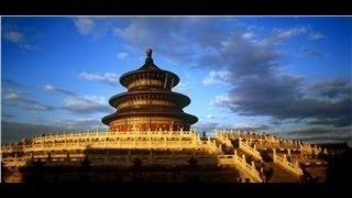 Храм неба в Пекине(The temple of heaven, Beijing)(Храм Неба считается самым достойным почитания среди всех императорских храмов Пекина. Его называют «шедев..., 2013-07-27T15:31:30.000Z)