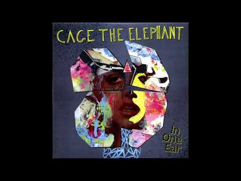 Cage The Elephant - In One Ear (studio instrumental)