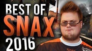 CS:GO - BEST OF SNAX 2016