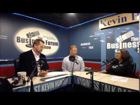 Donna Wheeler Edina Realty on The Business Forum Show