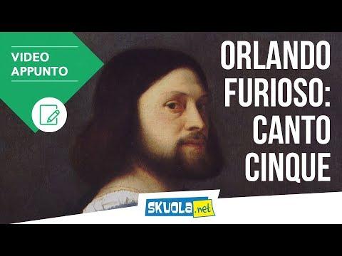 Orlando Furioso: Canto 5