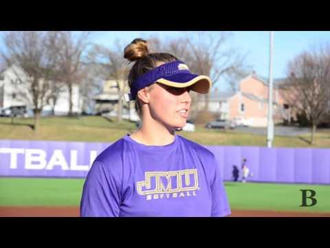 DukesCenter: Interview with JMU Softball Pitcher Megan Good
