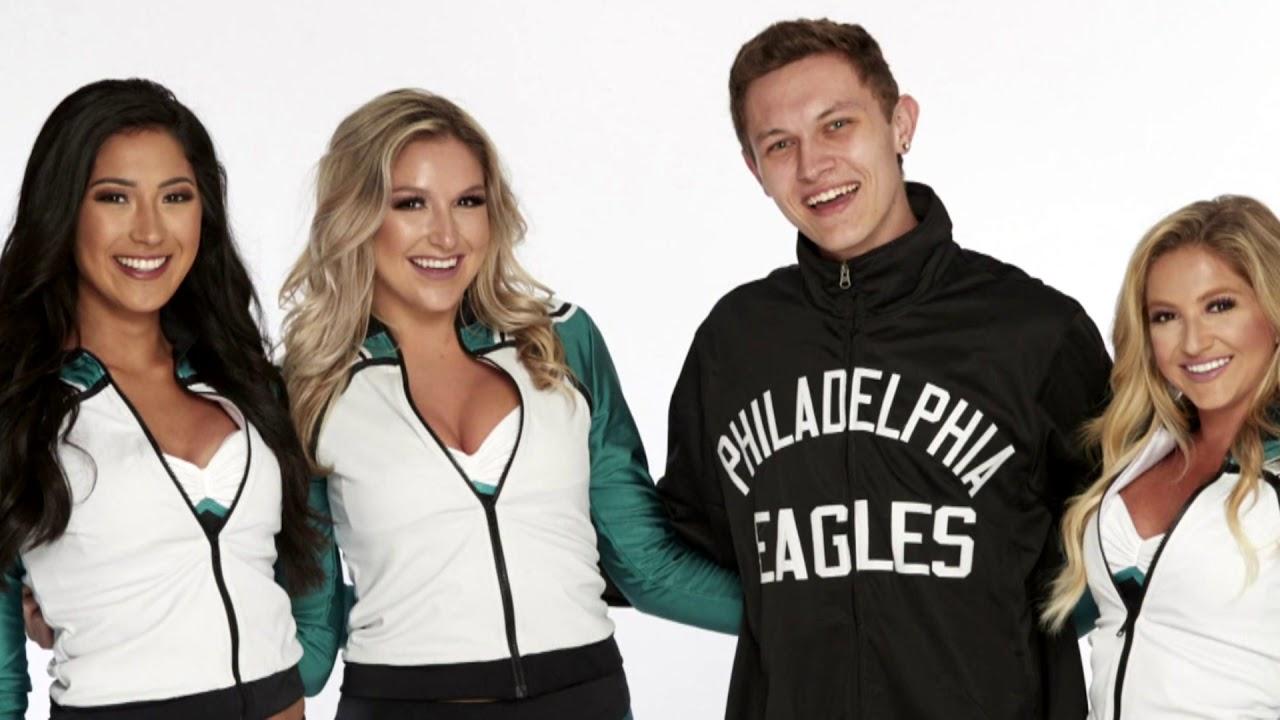 The next American Idol? Eagles Cheerleader Kyle Tanguay ...
