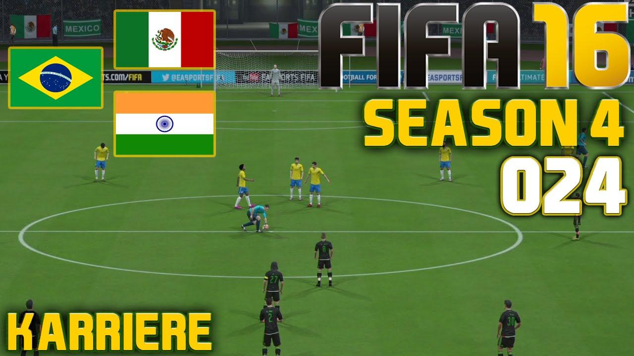 Mexico Brasilien