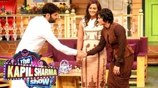geeta and babita phogat in the kapil sharma show dangal girls special episode