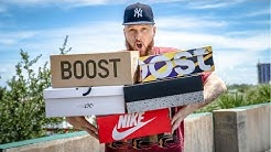 5 BEST SNEAKERS TO WEAR WITH SHORTS 2018!!!
