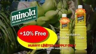 "Minola ""Buhat"" TV Commercial"