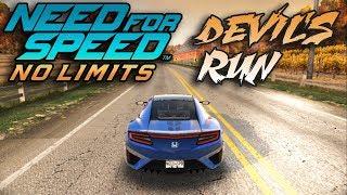 HONDA NSX ТОЧНОСТЬ #3   Need For Speed NO LIMITS iOS
